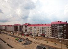 «Славянка» — 1,4 млн. м2 жилья в пригороде Санкт-Петербурга