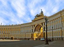 Реконструкция Восточного крыла Генерального штаба в Санкт-Петербурге