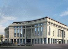 Торгово-развлекательный центр «Галерея» в Санкт-Петербурге