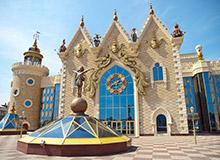 Театр Кукол «Экият» в Казани
