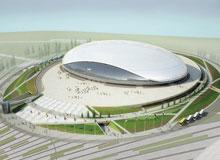 Олимпийский объект — Ледовая Арена в Сочи