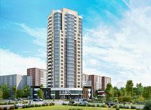 Жилой комплекс «Парковый» в Екатеринбурге