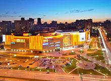ТРК Аура в Новосибирске