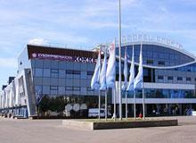 Нагорный дворец спорта Профсоюзов в Нижнем Новгороде