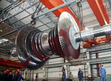 Завод турбинных лопаток, ОАО «Силовые Машины» в Санкт-Петербурге