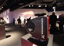 Компания Grundfos представила новинки насосного оборудования в рамках выставки «Вода. Тепло. ЖКХ».