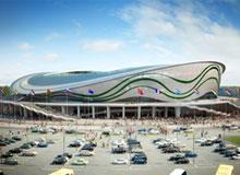 Футбольный стадион на 45 000 тыс. «Казань-Арена».