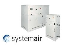 Новая линия чиллеров от компании Systemair.