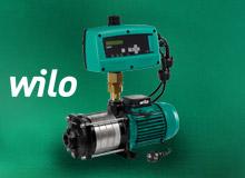 Автоматическая установка Wilo-EMHIL для водоснабжающих систем