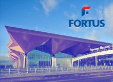 Новейший терминал «Пулково-3» и БТП «Fortus».