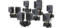 Grundfos Насосы In-Line с частотным регулированием TPE, серии 1000 и 2000