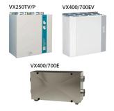 VX — Боковое подсоединение
