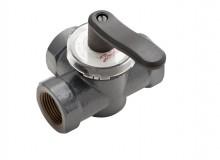 3-way rotary valve type HRE 3