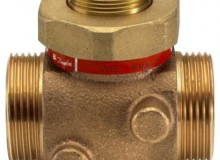 2-way pressure balanced valve type VM 2