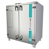 Topvex FR — Агрегаты с водяным нагреватель и роторным рекуператором