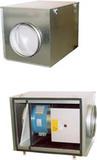 TLP — Компактные приточные агрегаты (с электрическим нагревателем)