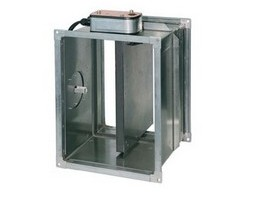 КЛОП-2 дымовые с электромагнитным приводом