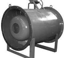 ВО 30-160 Осевые вентиляторы подпора