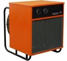 Тепловентиляторы с электрическим нагревом