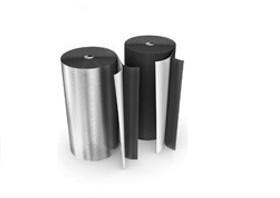 Рулоны Energoflex® Black Star Duct (Al) Рулоны самоклеющиеся (вспененный ПЭ)