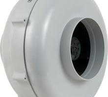 RVK — Вентиляторы с корпусом из пластика