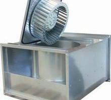 KVK DUO — Вентиляторы сдвоенные в изолированном корпусе