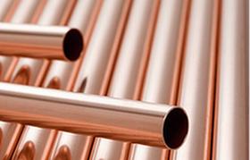 Медые трубы холодильные ASTMB280 EN12735