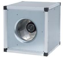 KDRE- Вентиляторы для монтажа в воздуховоде