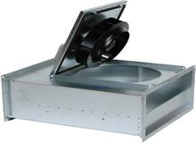 RS — Вентиляторы для монтажа в воздуховоде