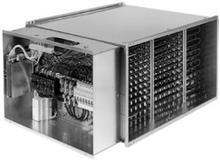 RBM — Воздухонагреватели электрические со встроенным управлением