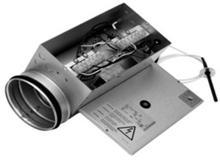 CB, CBM — Воздухонагреватели электрические
