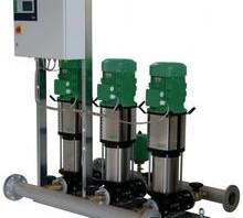 Установки повышения давления, на базе шкафов SKw
