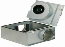 KVO, KVO EC — Вентиляторы корпусные