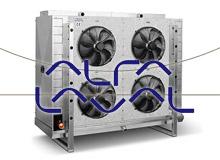 ОАО «Альфа Лаваль Поток» — российское отделение концерна «Альфа Лаваль» — запустило новую линию по выпуску воздушных теплообменников, работающих в системах холодоснабжения и кондиционирования.