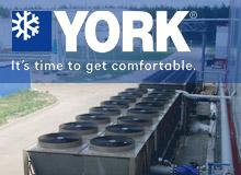 «York» на мясокомбинате «Заречное».