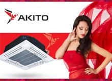 Компания Элита объявляет об открытии русскоязычной версии сайта, посвященного продукции марки Akito – www.akito.hk