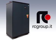 Новое поколение чиллеров и тепловых насосов RCGROUP