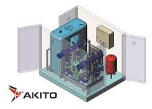 Обновление модельного ряда комплектных гидромодулей AKITO