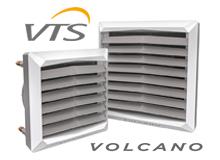 Новое поколение воздушно-отопительных агрегатов VTS VOLCANO