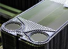 На заводе Ридан запущено производство пластин для разборных пластинчатых теплообменников